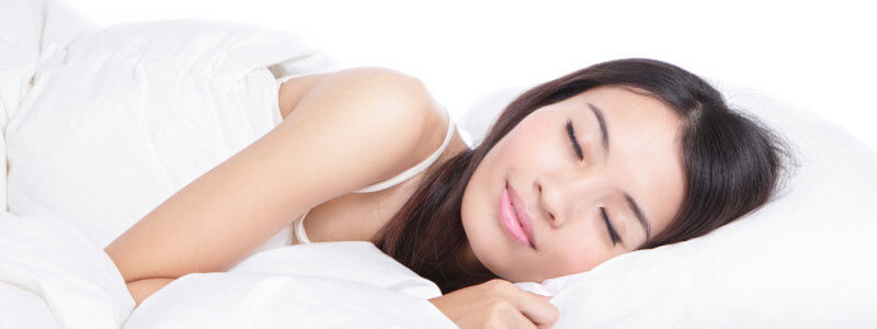 sleeping, fertility lifestyle program, join now