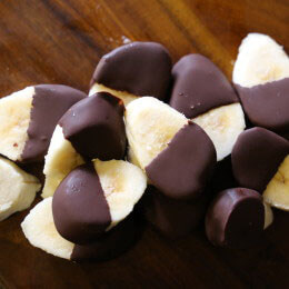 chocolate dipped bananas, fertilitylifestyleprogram.com, join now
