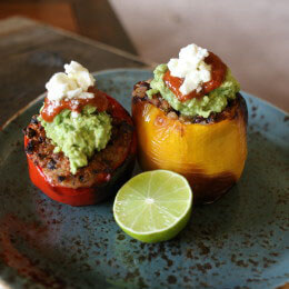stuffed capsicum, fertilitylifestyleprogram.com, join now