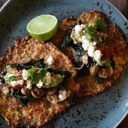 zucchini fritters, fertilitylifestyleprogram.com, join now